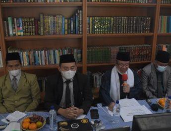 Pimpinan dan Para Wakil Pimpinan Darussalam Garut