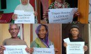 Berbagi Dengan Dhuafa, LAZISWAF Darussalam Salurkan Bantuan untuk Masyarakat Sindangsari